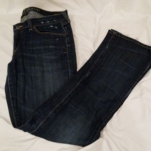 Lucky brand Zoe boot jeans